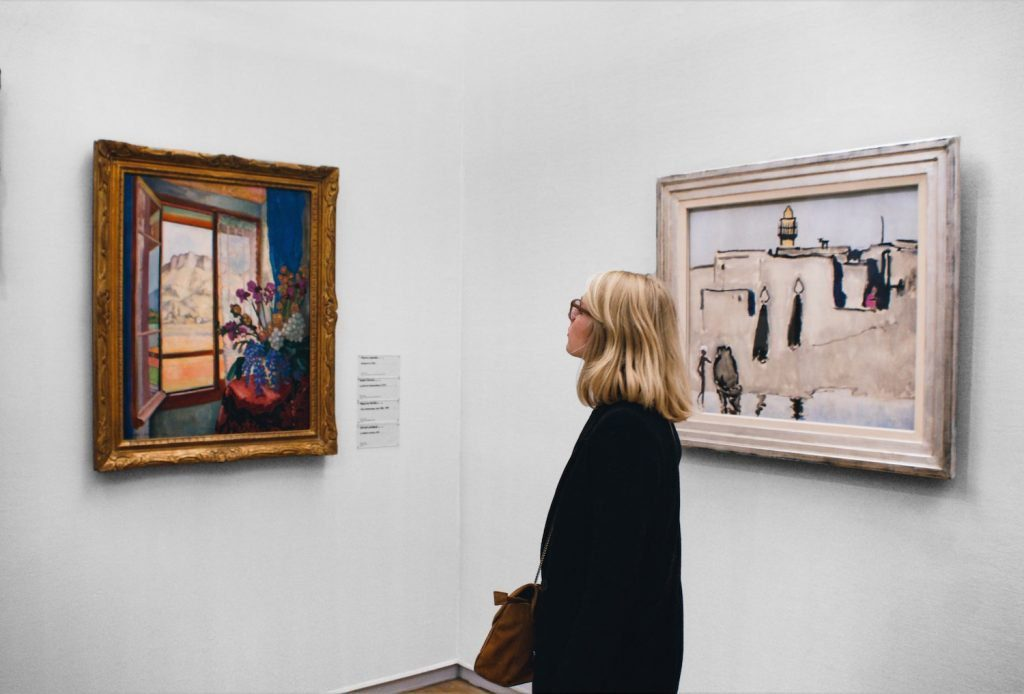 Museums in Paris and Europe are popular destinations for backpackers