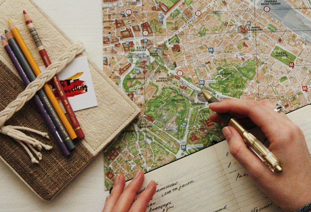 Travelers and backpackers love to plan their next trip