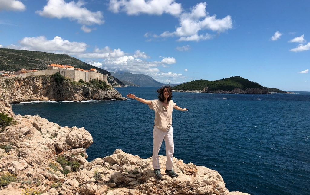 Dubrovnik Croatia is a popular destination for backpackers