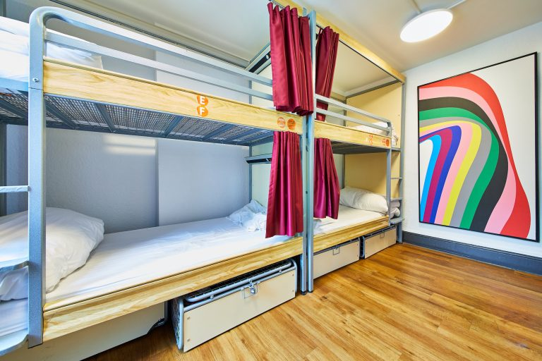 Hostel Photos: 206-private-8-bed-dorm-1.jpg