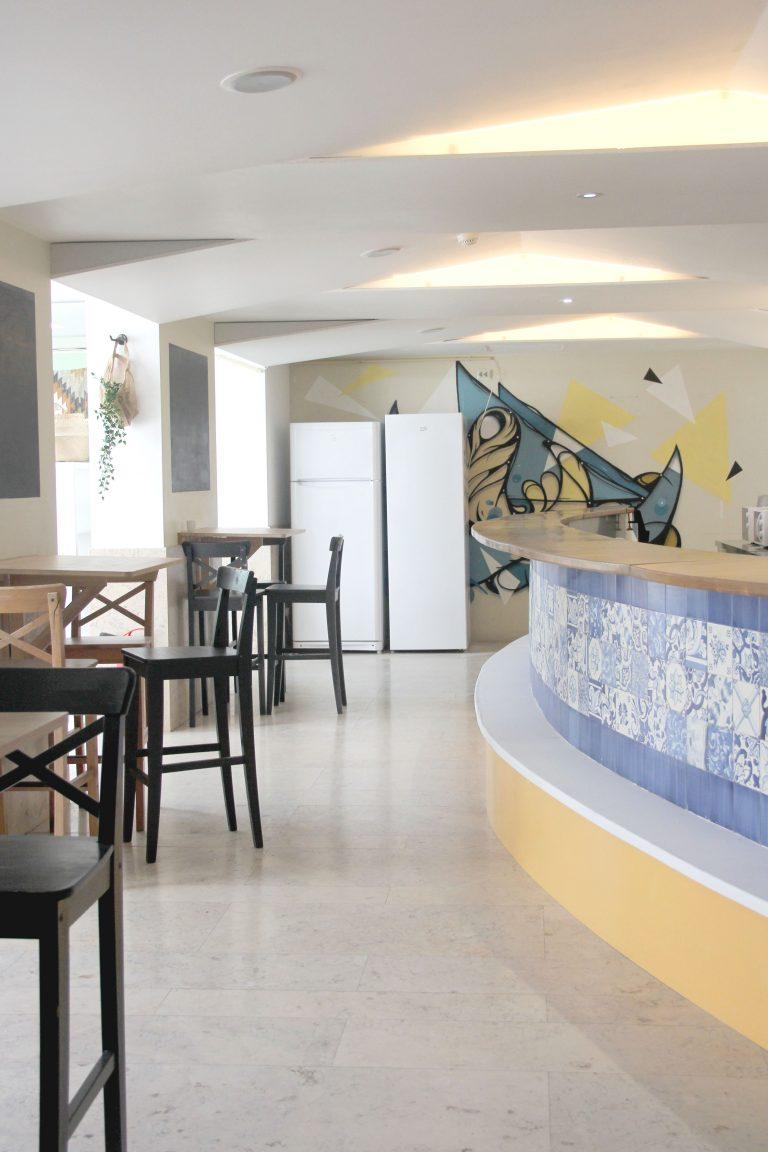 Hostel Photos: Zona-de-Refeicoes-6.JPG