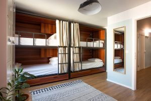 Are Hostels Safe? Tips For COVID Travel