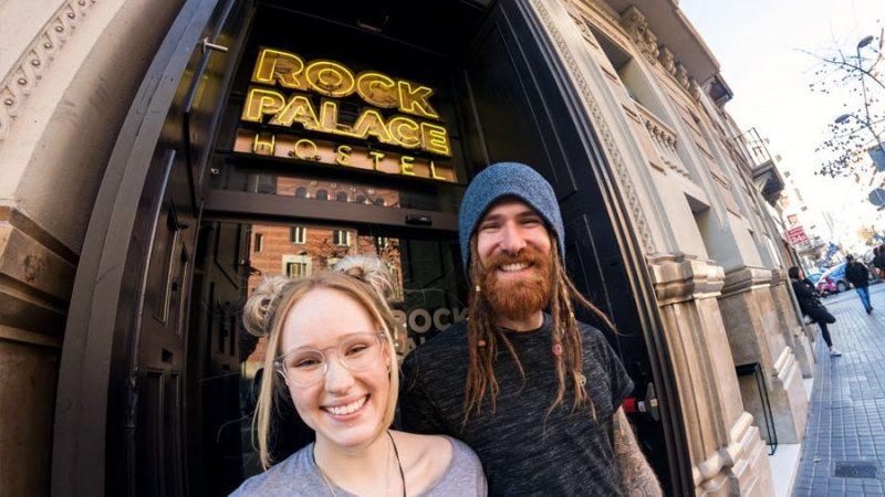 sant jordi rock palace hostel
