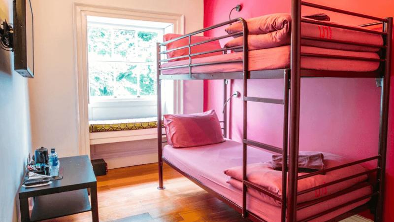Safestay-York-Shared-Dorm-