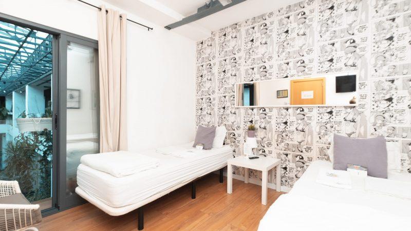 Hostel Photos: Twin-lx-2.jpg