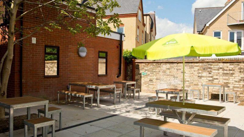YHA_Cambridge_Outdoor_Seating