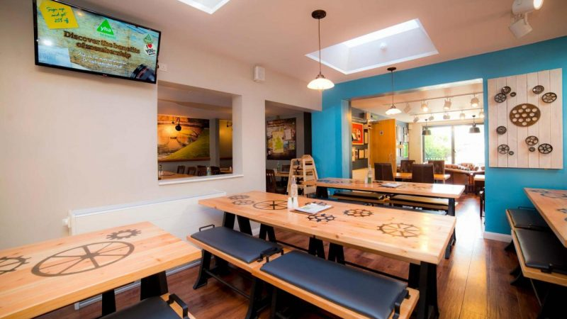 YHA_Cambridge_Restaurant