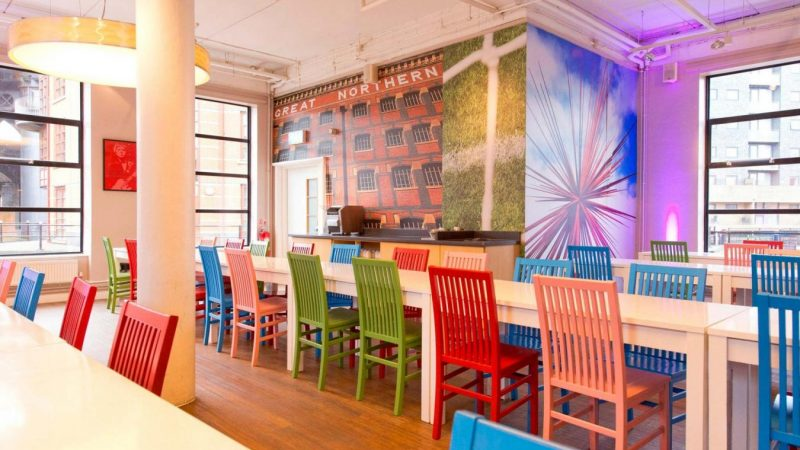 YHA_Manchester_Dining_Area3