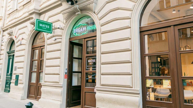 Dream hostel Prague